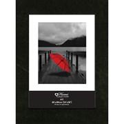 Black Paper Frame A1 (HEXV)