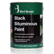 Bird Brand Black Bitumen 5lt (0210)