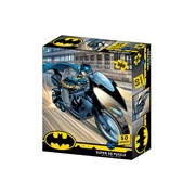 Dc Super 3d Puzzle Batman Batcycle 500pce (BM32519)