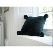 Deyongs Bolingbroke Cushion Charcoal 45cm (572013)