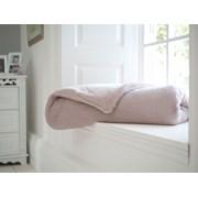 Deyongs Bolingbroke Faux Fur Throw Pink 200cm