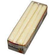 Bolsius 24cm Ivory Dinner Candle (103600350105)