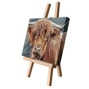 Bonny Canvas Cutie 15x20 (CCTEL002)