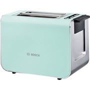 Bosch Syline Mint 2 Slice Toaster (TAT8612PGB)