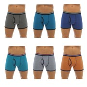 Mens 3 Pack Cotton Stretch (BR404)