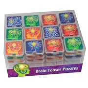 Cheatwell Brain Teaser Ball Puzzles Assorted (03504)