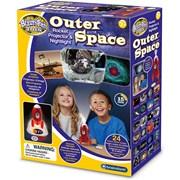 Brainstorm Outer Space Rocket & Projector (E2063)