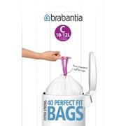 Brabantia 10lt Bin Liners Size C 40s (361982)
