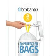 Brabantia 3lt Bin Liners Size A 60s (348983)