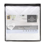 Breathe Mattress Protector Single (PIMPFNBRS)