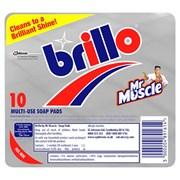 Brillo Soap Pads 5s