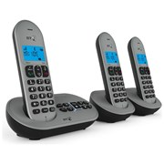Bt 3580 Trio Dect Phone (BT3580TRIO)
