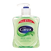 Carex Handwash Aloe 1.00* 250ml (87694)