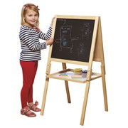 Casdon 2 In 1 Wooden Easel (669)