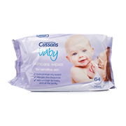 Cussons Baby Wipes Sensitive 64s (CBWS)