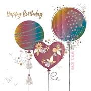 Balloons Card (CFE30001)