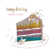 Birthday Cake Card (CFE30006)