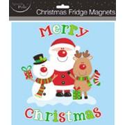 Christmas Fridge Magnets (X-14430-M)