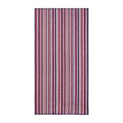 Christy Carnaby Stripe Bath Towel Berry (10413730)
