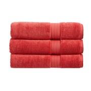 Christy Supreme Hygro Bath Sheet Coral (10512740)