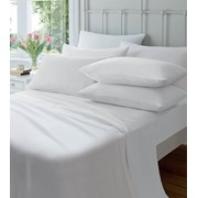 White Flat Flannellete Sheet 145gsm Single (CL SFL/WH 39950)