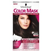 Color Mask Dark Brown  400         * (1924623)