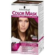 Color Mask Golden Brown  550       * (1849199)