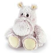Warmies Plush Marshmallow Hippo (CPM-HIP-1)