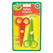 Crayola 2 My First Safety Scissors (81-8107)