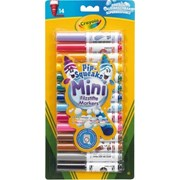 Crayola 14 Pipsqueaks Markers (58-8343-e-001)