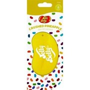 Jelly Belly Crushed Pineapple 3d Gel Air Freshener (15268)