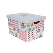 Curver Stockholm Box Floral Patchwork Large (212966)