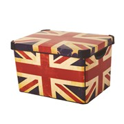 Curver Stockholm Box Union Jack 4711 Large (187699)