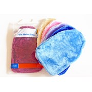 Hot Water Bottle With Fur Cover (CS12145)