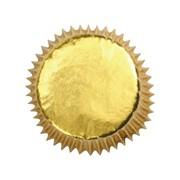 Culpitt Gold Foil Paper Baking Cases 45s (2304)