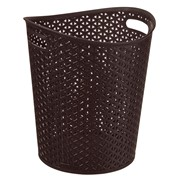 Curver My Style Paper Bin Brown 13l (224082)