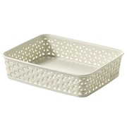 Curver My Style Ratton Tray Vintage White A5 (216718)