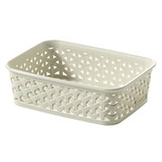 Curver My Style Ratton Tray Vintage White A6 (216719)