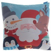Christmas Characters Cushion (CUSH148)