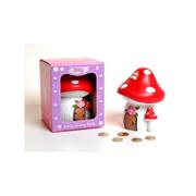 Ackerman Fairy Friendship Toadstool Money Box (D01231)