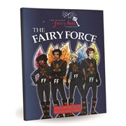 Irish Fairy Door Fairy Force Book (D54101)