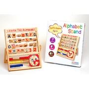 Ackerman Alphabet Stand (D65104)
