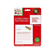 Daily Letters To Santa 24 Pack (509020)