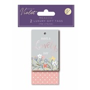Design By Violet Meadow Gift Tag 2pack (DBVED-2-GT)