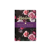 Design By Violet Beautiful Blooms Notebooks 3pack (DBVED-25-3PNB)