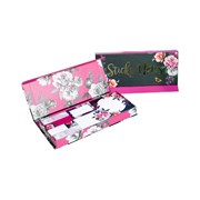 Design By Violet Beautiful Blooms Sticky Notes Box (DBVED-25-SNBX)