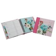 Design By Violet Vintage Floral Address Book (DBVED-37-AB)