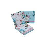 Design By Violet Vintage Floral Mini Jotter (DBVED-37-MJ)
