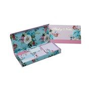 Design By Violet Vintage Floral Sticky Notes In Box (DBVED-37-SNBX)