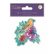 Design By Violet Paradise Gift Tags 2pack (DBVED-4-GT)